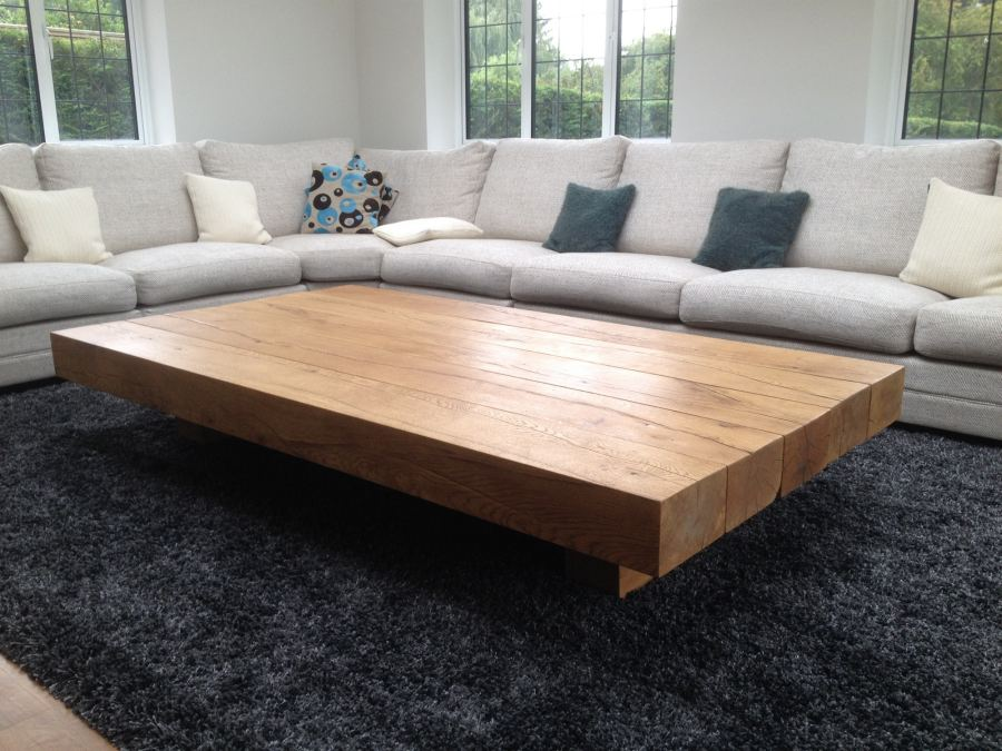 Extra Large Coffee Table With Draws Jpg Pictures to pin on ...