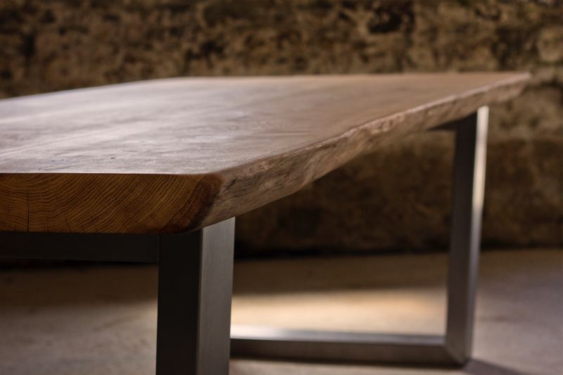 Phenomenal Live Edge Dining Table Uk Interior Design Ideas Oxytryabchikinfo