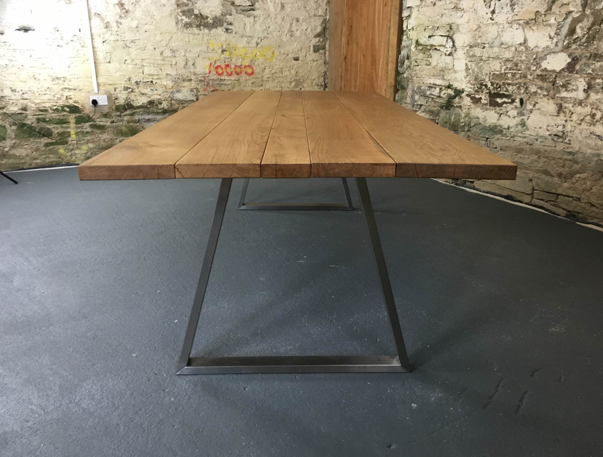 The Piranha Dining Table