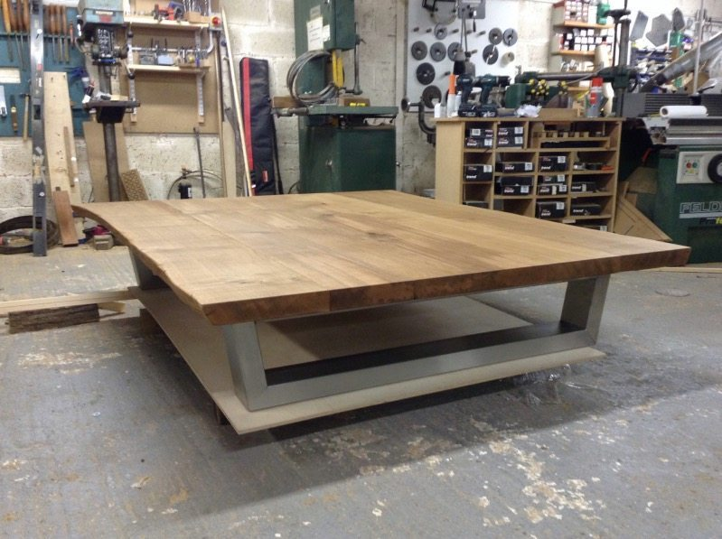 Extra Large Coffee Table | TarzanTables.co.uk