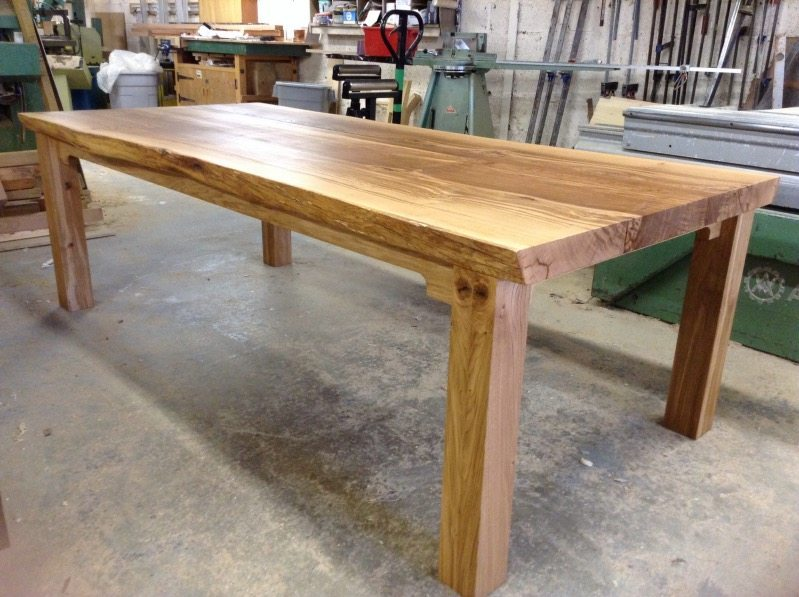 Live Edge Dining Table UK TarzanTablescouk