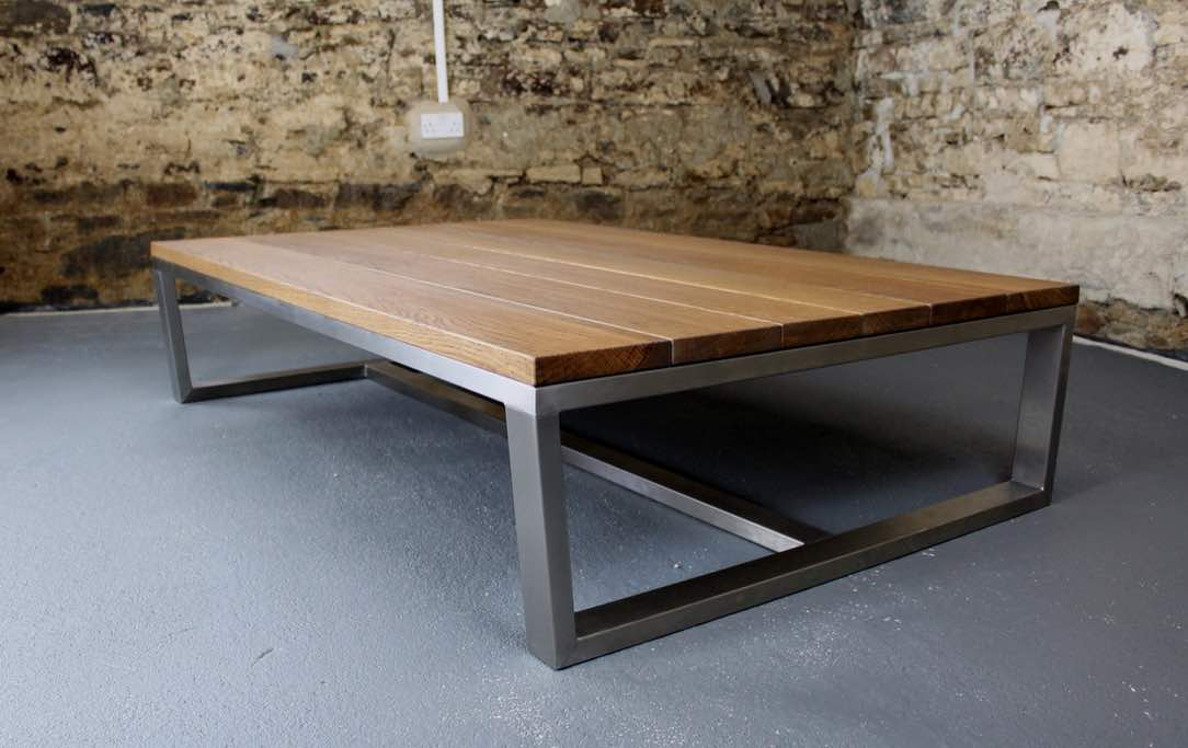 Industrial Coffee Tables Engineered To Last A Lifetime Abacus Tables